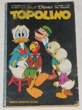 TOPOLINO libretto n.200 Ed. Mondadori 1958  !!!!!!!!