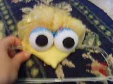 Yellow bird with glitter detail eyes headband fascinator Halloween costume FUN