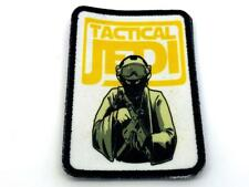 Tactical Jedi White Cosplay Airsoft Sublimated Morale Patch