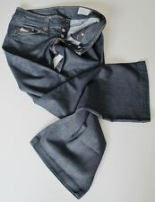 Diesel Indigo, Dark Wash Boyfriend Jeans for Women