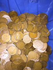 Wheat Cents  All Dated 1916-1919 10 Rolls 500 Coins#2