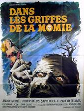 MUMMY'S SHROUD 1967 André Morell Elizabeth Sellars FRENCH HAMMER POSTER
