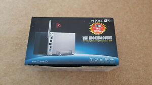 kimax wifi NAS hdd enclosure bs-u35wf