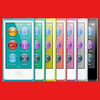 SEALED RETAIL BOX APPLE IPOD NANO 7TH 7 Generation GENERATION 16GB NEW