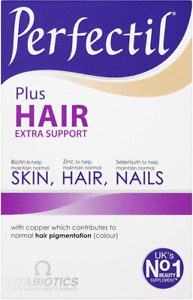 Perfectil Plus Hair - 60 Tablets Advanced Nutrition For Hair Care - NEW
