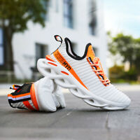 Mens Outdoor Casual Sneakers Sports Running Shoes Breathable Lightweight Fashion