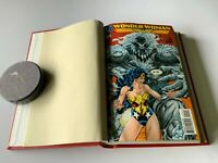 BOUND HARD COVER VOLUME WONDER WOMAN COMICS 1996 UP 3 VOLUMES DC COMICS LOT 4