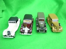 CALL OF CTHULHU VEHICLES , 1:43 SCALE, MULTI-LISTING