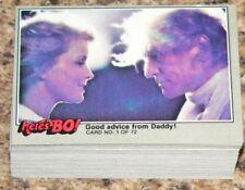 Here's Bo. Bo Derek 72 card base set by Fleer in 1981. NM/Mint set.
