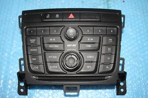 Opel Zafira Tourer C Navi 900 Bedienteil Radio Drehknopf Schalter Knöpfe
