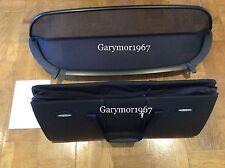 Mercedes SL R230 Wind Deflector + Rear Shelf Luggage Bag Genuine Mercedes