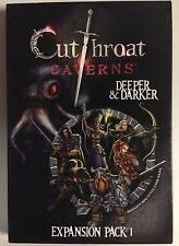 Cutthroat Caverns: Deeper and Darker Pack 1 NISB