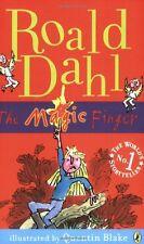 ROALD DAHL ___ THE MAGIC FINGER __ BRAND NEW _ FREEPOST UK