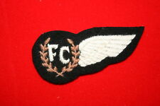 R.A.F. FERRY COMMAND RAF AIR CREW WING COTTON TYPE 1