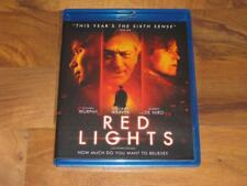 Red Lights (Blu-ray Disc, 2012, Canadian)