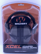 WALKERS GWP-XSEM XCEL ADVANCED DIGITAL MUFFS