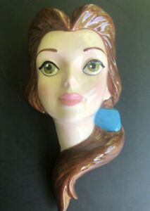 Belle (Beauty and the Beast Disney hand painted