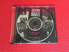 Criterion Goes to the Movies Criterion Collection Cd-Rom (Mac) - Free Shipping