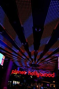 Planet Hollywood Hotel Las Vegas United States of America Photograph Picture