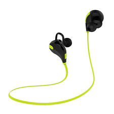 NEW WIRELESS BLUETOOTH 4.1 STEREO EARBUDS SPORTS HEADPHONES WITH MIC