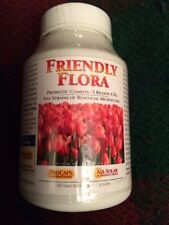 Andrew Lessman Friendly Flora  60 Capsules Exp. 03/30/2019