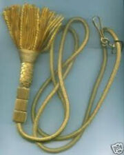 Pectoral Gold Cord Bishop Priest Christian Church Cross Vestment Ceremony Tassle