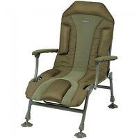 Trakker Levelite Longback Chair with Arm FREE TRAKKER BEANIE HAT  *FREE POSTAGE*