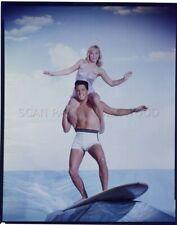 ELVIS PRESLEY BLUE HAWAII 1961 EKTA VINTAGE TRANSPARENCY #1 20x25 cm