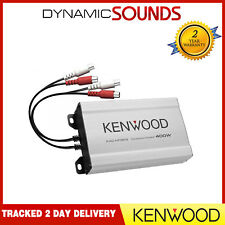 Kenwood KAC-M1804 - 4 Channel Compact Digital Speaker Amplifier 400 Watt