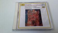 """DANIEL BARENBOIM """"BRUCKNER SYMPHONIE N 1 TE DEUM"""" CD 9 TRACKS"""