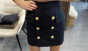 balmain women skirt size 38