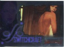 Smallville Season 4 Switchcraft Chase Card SW-2