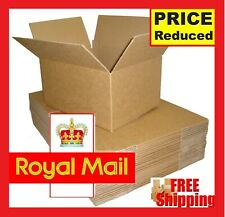 Cardboard Boxes Wraps Single Wall Packing Cartons House Storage Post Mailing