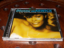 The definitive collection Dionne Warwick Cd.... New