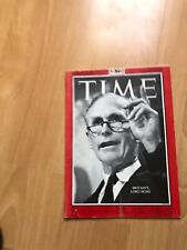 Time Magazine 25 Oct 1963 Britain's Lord Home - Bob Hope