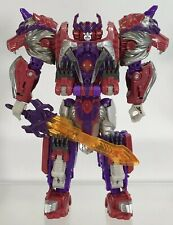 Transformers Titans Return Alpha Trion Voyager Class Sovereign Headmaster Figure