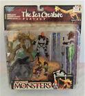 Sea Creature Playset - McFarlane Toys Action Figure Monsters Series 2