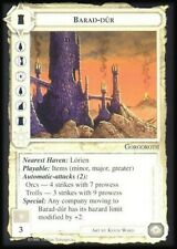 MECCG Middle-earth Barad-dur The Wizards Limited TWL Middle earth LOTR NEAR MINT