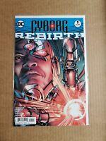 Cyborg #1 VF 2016 DC Comic DC Rebirth