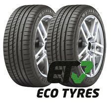 2x Tyres 305 30 ZR19 102Y XL GoodYear eagle F1 Asymetric2 E A 73dB Performance