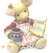"Enesco Tlp ""This Little Piggy Does It All"" figurine 1995 #167614"