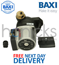 Baxi System 35/80 60/100 Grundfos 15-60 59926512 Pump 248042 248245 Genuine Part