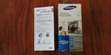 Samsung Skype TV Camera VG-STC4000 Smart TV Web Camera - Plug & Play