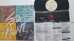 PLAN 9 - Sea Hunt 1987 GARAGE PSYCH Enigma + Inner (LP) EX NM