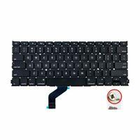 "Original New MacBook Retina 13"" A1425 Keyboard / Backlight Module / Screws"