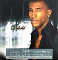 Thierry Cham CD Single Désolé - France (EX/M)