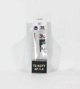 Fuji T2-KGTT Size 4-1.4 Rod Top Guide Torzite Titanium Frame x 1 piece (9598)