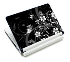 "Flower Sticker Decal laptop Skin For 11.6""-15.6"" Sony Dell Acer Toshiba Lenovo"