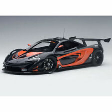 AUTOart McLaren P1 GTR 1:18 81543 Dark Grey Metallic with Orange Accent