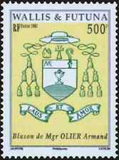 Timbre Blasons Religion Wallis et Futuna 688 ** année 2007 lot 8291